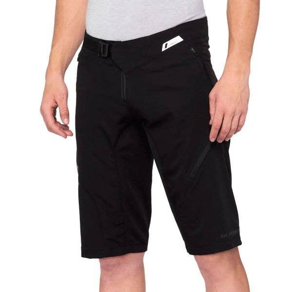 100% Airmatic Shorts - Black