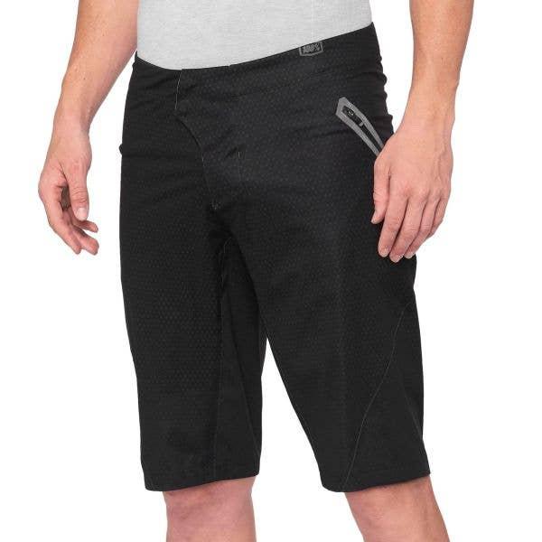 100% Hydromatic Shorts - Black