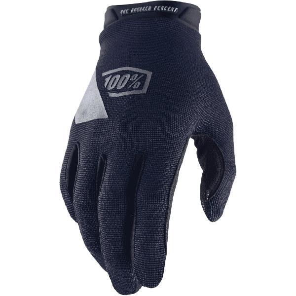100% Ridecamp Protective Gloves - Navy