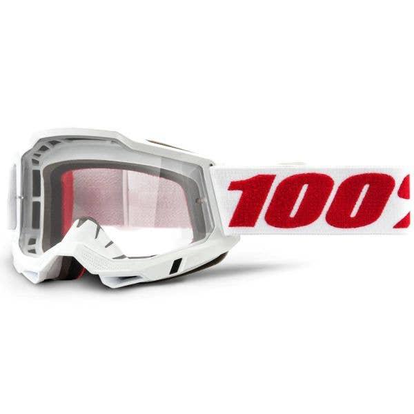100% Accuri 2 MTB/MX Goggles - Denver (Clear Lens)