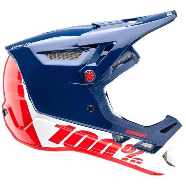 100% Aircraft Composite Full Face Downhill/BMX Helmet - Anthem