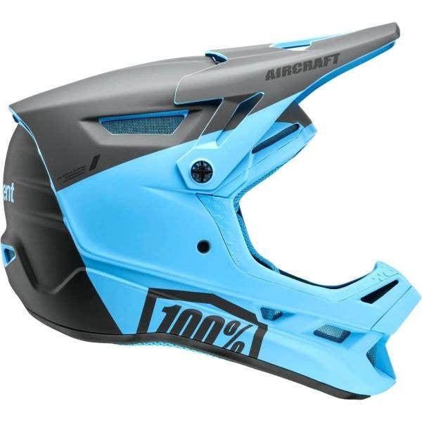 100% Aircraft Composite Full Face Downhill/BMX Helmet - Diverse