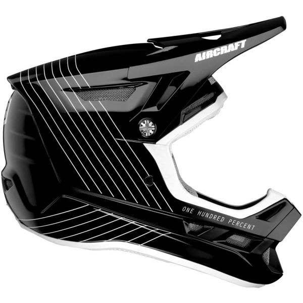 100% Aircraft Composite Full Face Downhill/BMX Helmet - Silo