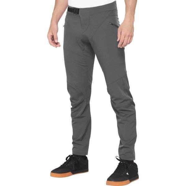 100% Airmatic Pants - Charcoal