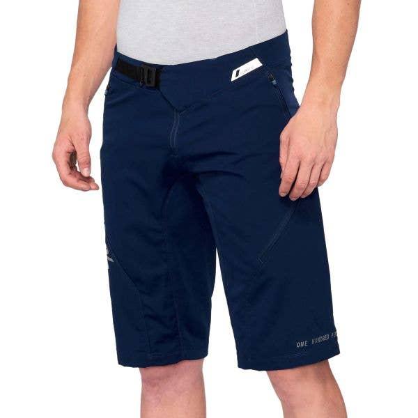 100% Airmatic Shorts - Navy