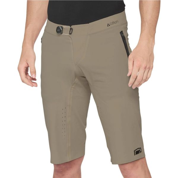 100% Celium Shorts - Sand