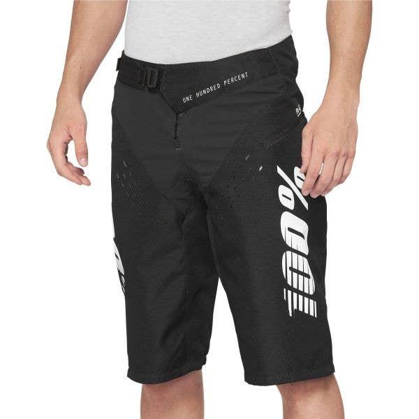 100% R-Core Shorts - Black