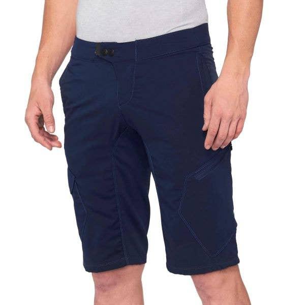 100% Ridecamp Shorts - Navy