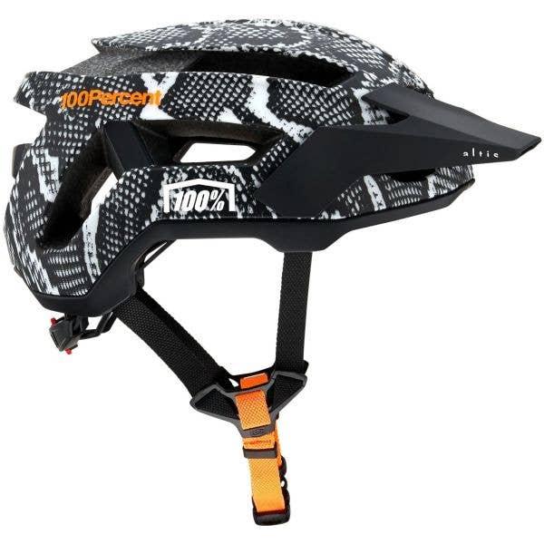 100% Altis Helmet - Snakeskin