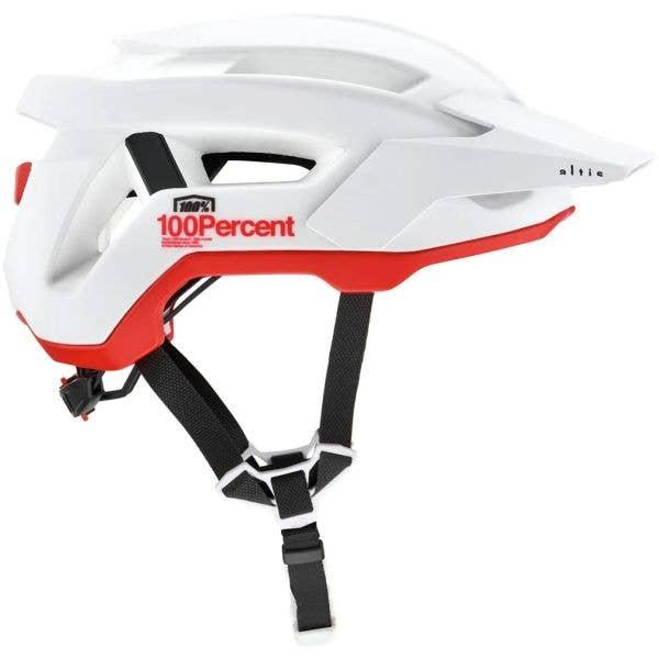 100% Altis Helmet - White