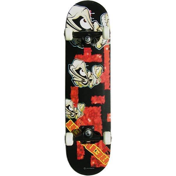 Renner A15 Series Skulls 3 Complete Skateboard
