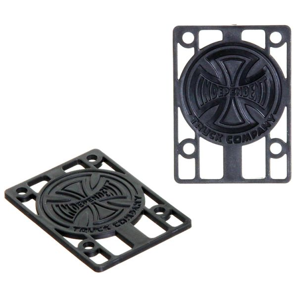 Independent Riser Pads (2pk) - 1/4 Inch