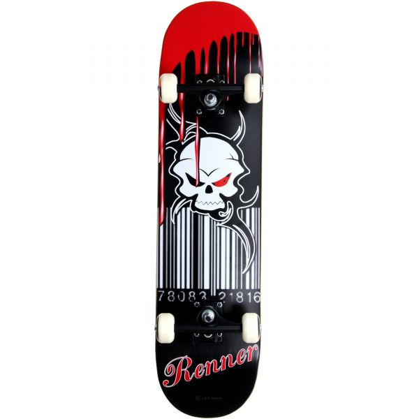 Renner A20 Series Blood Soaked Complete Skateboard