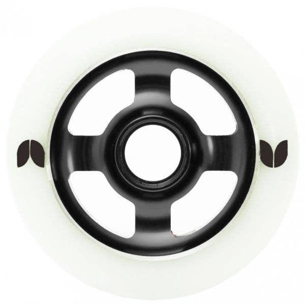 Blazer 4 Spoke Stormer Wheel - 100mm - Black