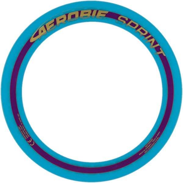 Aerobie 10'' Sprint Ring Frisbee - Blue