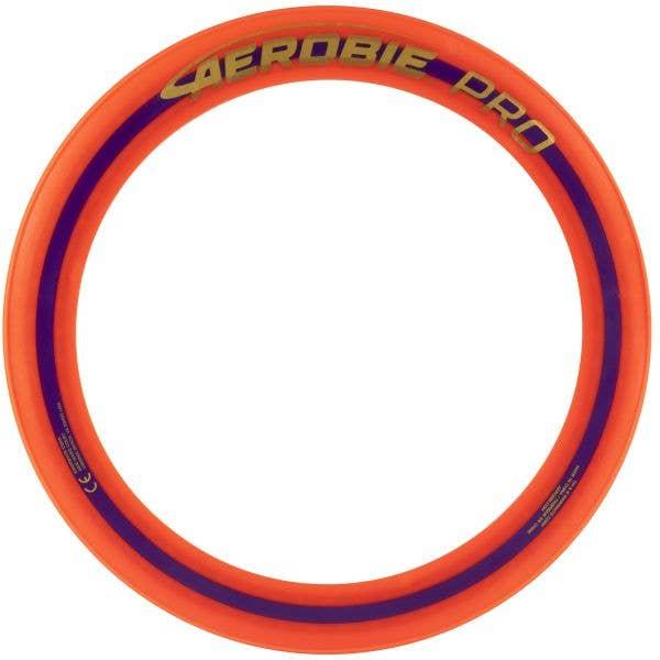 Aerobie 13'' Pro Ring Frisbee - Orange