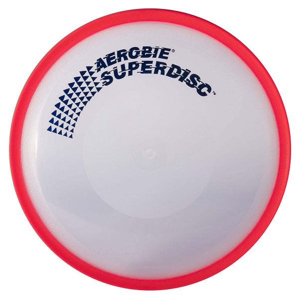 Aerobie Superdisc Frisbee - Red