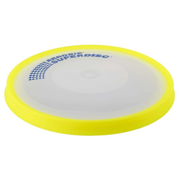 Aerobie Superdisc Frisbee - Yellow
