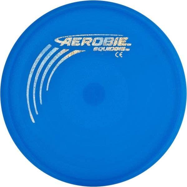 Aerobie Squidgie Disc Frisbee - Blue