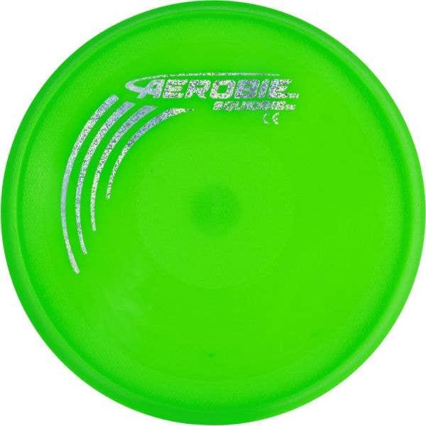 Aerobie Squidgie Disc Frisbee - Green