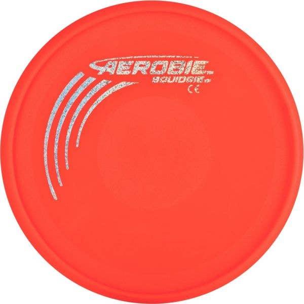 Aerobie Squidgie Disc Frisbee - Orange