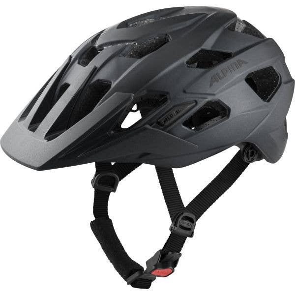 Alpina Anzana Bike Helmet - Black
