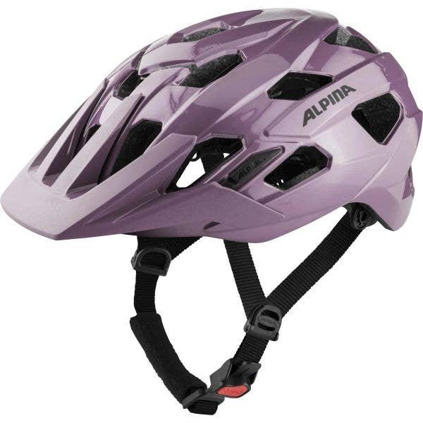 Alpina Anzana Bike Helmet - Orchid