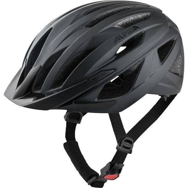 Alpina Delft MIPS Bike Helmet - Black
