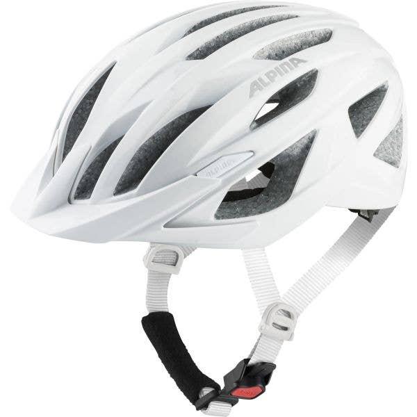 Alpina Delft MIPS Bike Helmet - White