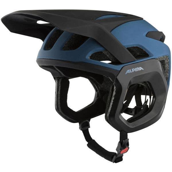 Alpina Rootage EVO Helmet - Dirt Blue