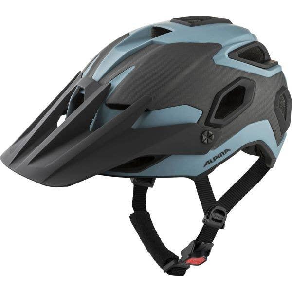 Alpina Rootage Helmet - Dirt Blue