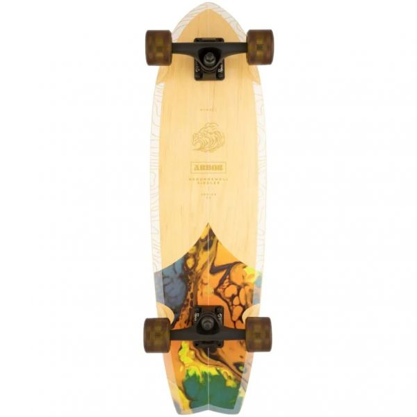 Arbor Groundswell Sizzler Complete Cruiser - Multi 30.5''