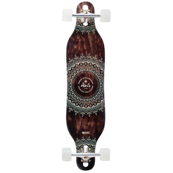 Arbor Performance Solstice B4BC Axis Complete Longboard - 37''