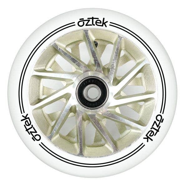 Aztek Ermine Scooter Wheel - Ivory 110mm