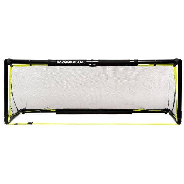 BazookaGoal EXP 200x75cm - Black/Yellow