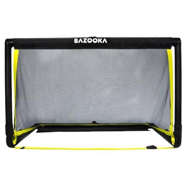 BazookaGoal Original 120x75cm - Black/Yellow