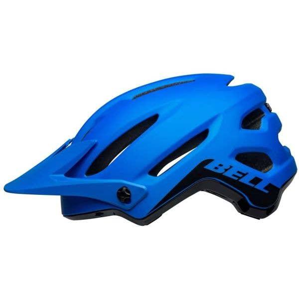Bell 4Forty Helmet - Matte/Gloss Blue/Black