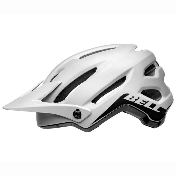 Bell 4Forty Helmet - Matte/Gloss White/Black
