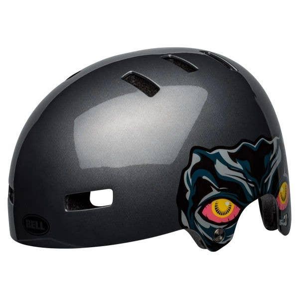 Bell Span Helmet - Nightwalker Gloss Gunmetal
