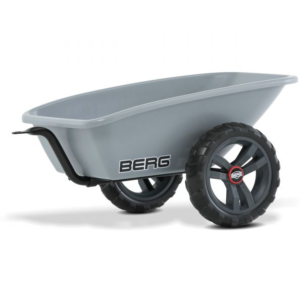 Berg Buzzy Trailer S - Grey