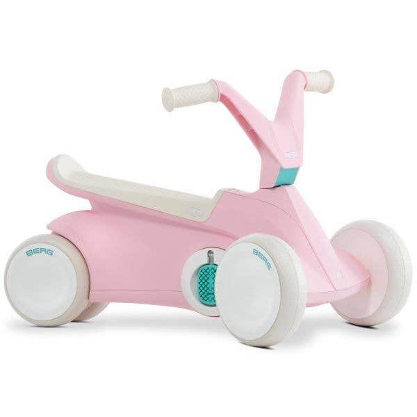 Berg Go2 Ride On Pedal Kart - Pink