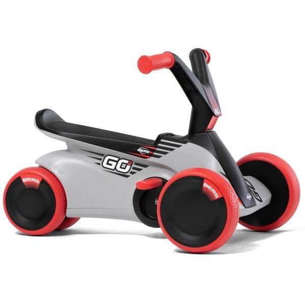 Berg Go2 Sparx Ride On Pedal Kart - Red