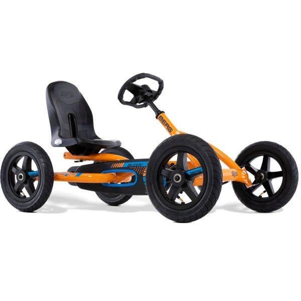 Berg Buddy B Ride On Pedal Kart - Orange