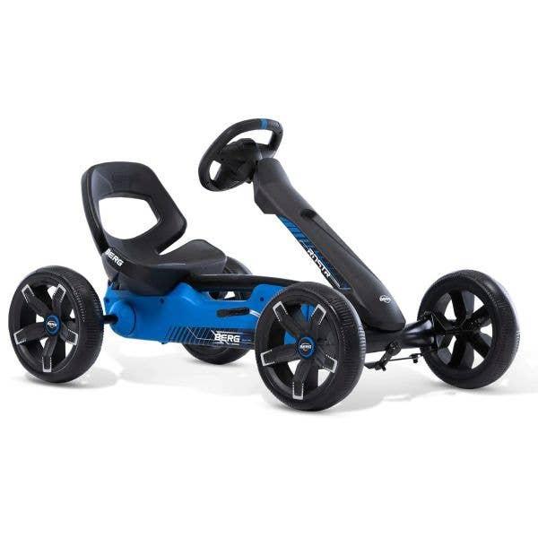 BERG Reppy Roadster Ride On Pedal Kart - Blue
