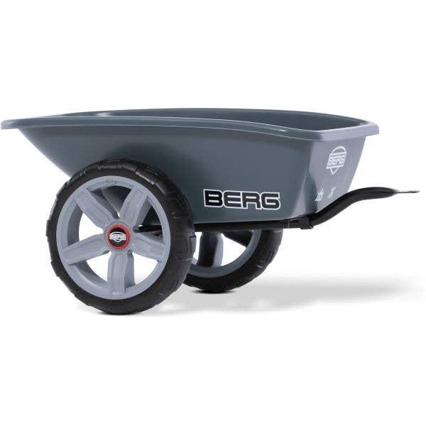 BERG Reppy Trailer M - Grey