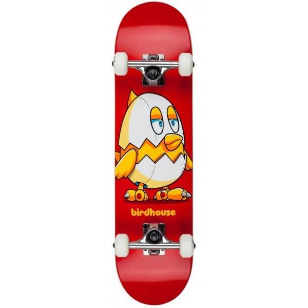 Birdhouse Stage 1 Chicken Mini Complete Skateboard - 7.38''