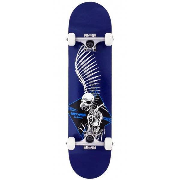 Birdhouse Stage 1 Full Skull 2 Mini Complete Skateboard - 7.5''