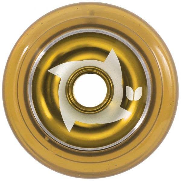 Blazer Pro Metal Core Shuriken Wheel - Orange 100mm