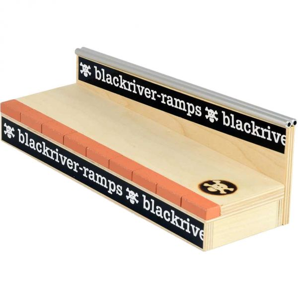 Blackriver Finger Ramp - Brick 'n' Rail
