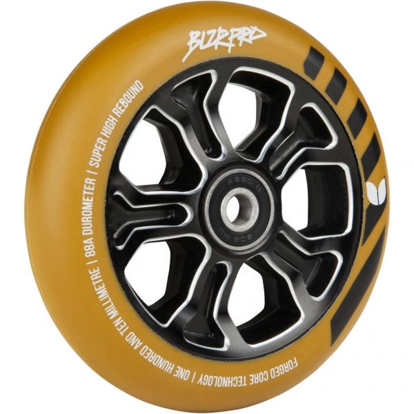 Blazer Pro Rebellion 110mm Scooter Wheel - Gum/Black